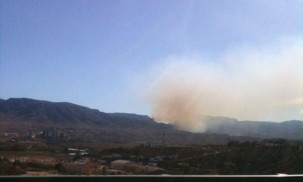Incendio-Sierra-de-Gádor