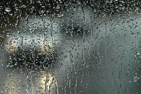 carretera lluvia