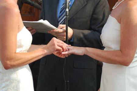 Matrimonio para parejas del mismo sexo
