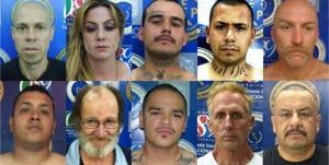 delincuentes internacionales
