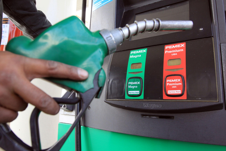 De la beca el gasto de la gasolina grande