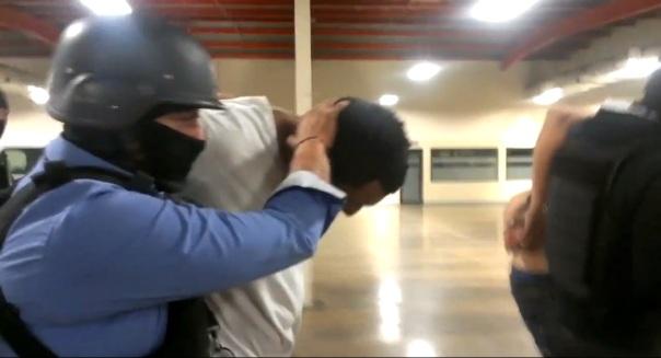 detenidos narcobodega