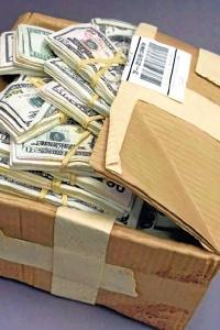 caja dolares
