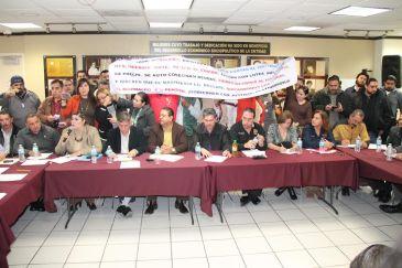 Foro Reforma Issstecali - Burocracia