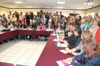 foro Reforma Issstecali - diputados