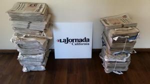 periodico La Jornada impreso