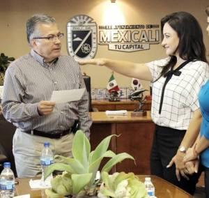 Sonia y Jaime Ayuntamiento