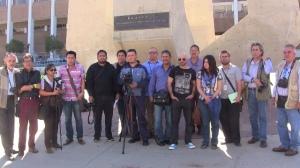 reporteros mexicali protesta