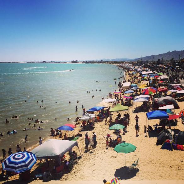 San Felipe playa